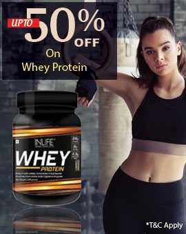 Inlife Whey Protein Sale
