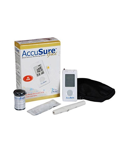 Accusure-Blood-Glucose-Monitoring-System-Gold
