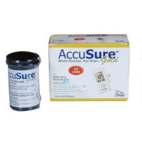 Accusure Gold Strip