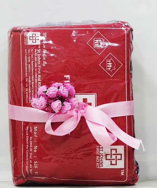 First Aid Kit for Safe Home Gift Hamper