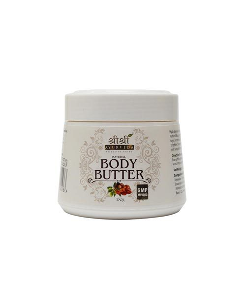 Sri Sri Ayurveda Body Butter 150 G