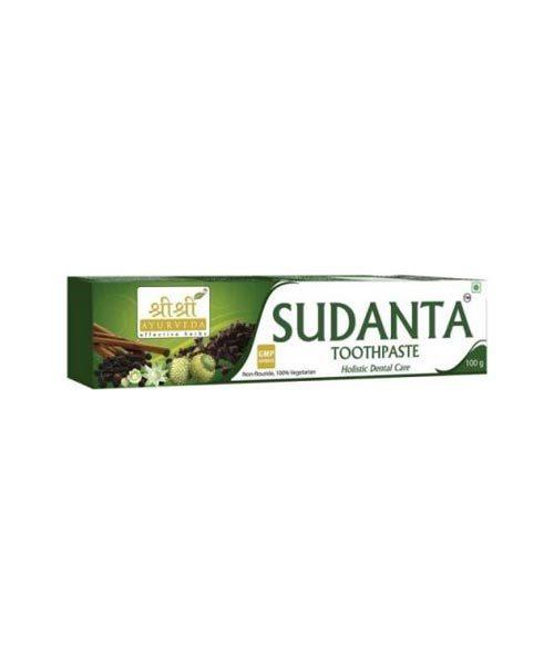 Sri Sri Ayurveda Sudanta Toothpaste 100 GM