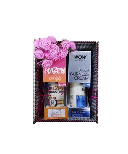 WOW AM2PM Sunscreen & Fairness Cream-(2x100ML)