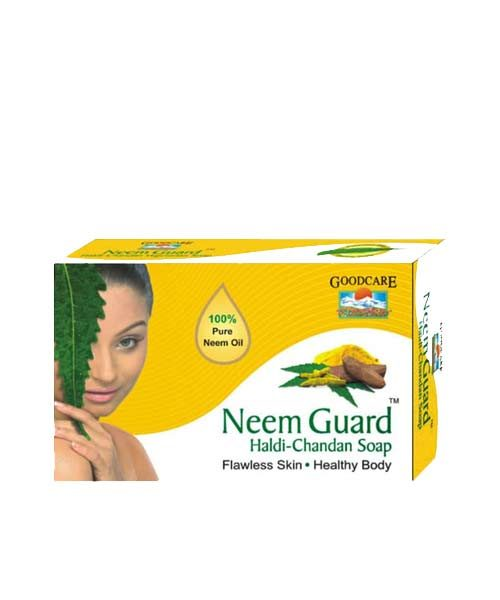 Goodcare Neem Guard Haldi Chandan Soap