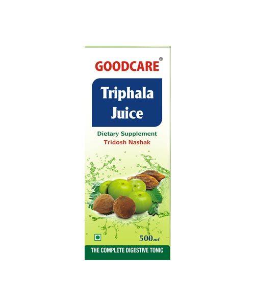 Goodcare triphala juice
