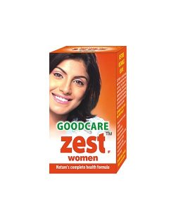 GOODCARE ZEST - FEMALE  60 CP