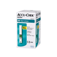 Accu-Chek Active Blood Glucose 50 Strips
