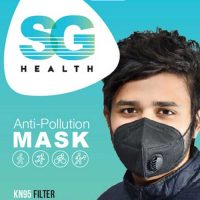 Unisex Anti Pollution Mask