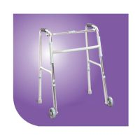 Classic Walker With Castors
