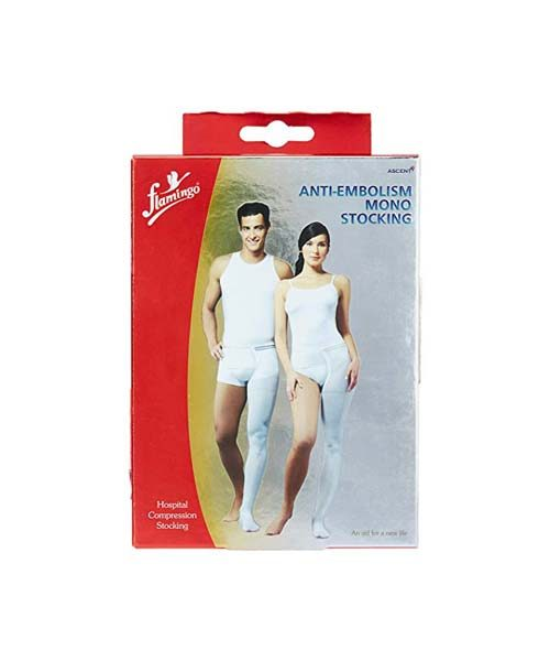 anti embolism mono stockings