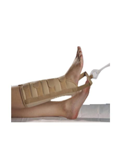 Flamingo Leg Traction