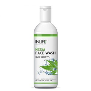 Inlife Natural Neem Face Wash Soap
