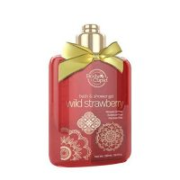 Body Cupid Wild Strawberry Shower Gel