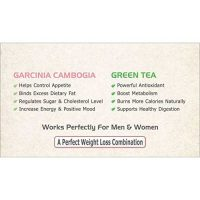 Shoonya FAT ZERO Pure Garcinia Cambogia & Green Tea (120-capsules)-2