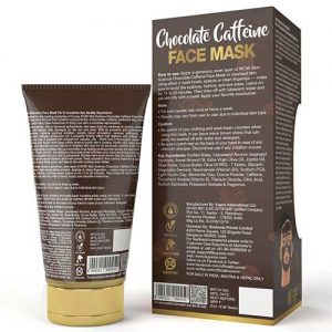 WOW Chocolate Caffeine Face Mask