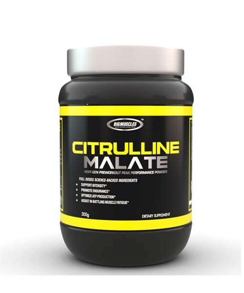 BigMuscles Citrulline Malate