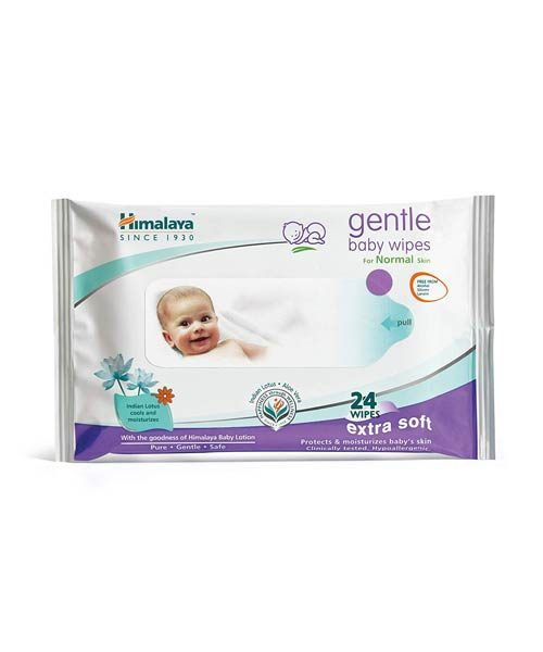 Himalaya Gentle Baby Wipes