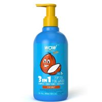 WOW Kids Tip to Toe wash (Coconut)