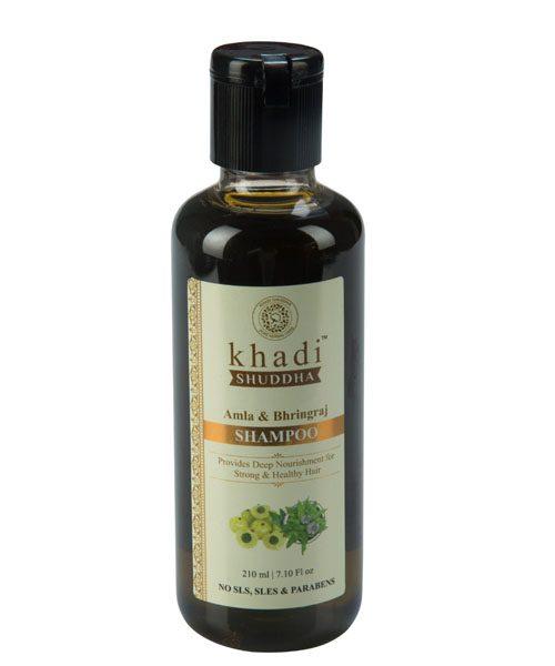 _0024_Khadi Shuddha Amla & Bhringraj Shampoo