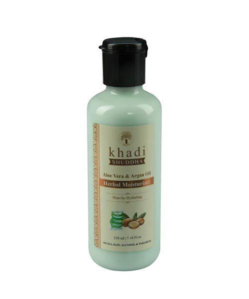Khadi-Shuddha-Aloe-Vera-&-Argan-Oil-Moisturizer