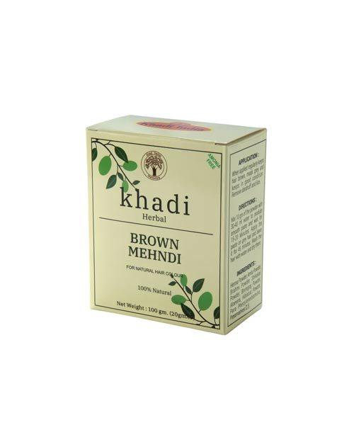Khadi-Shuddha-Brown-Mehndi