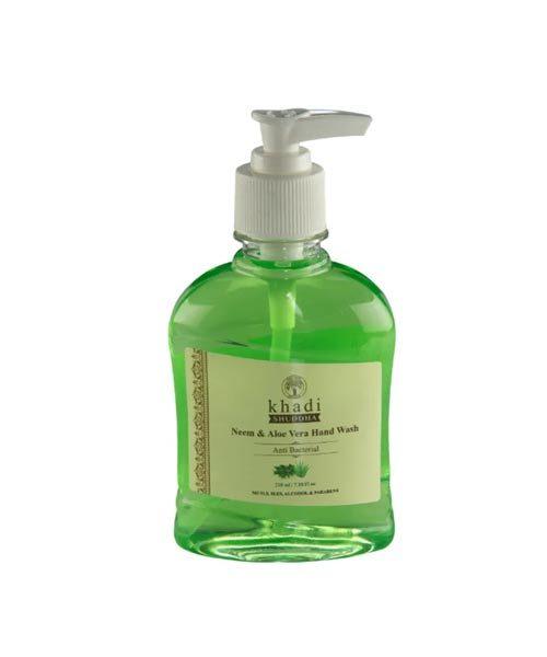 Khadi-Shuddha-Neem-&-Aloe-Vera-Hand-Wash