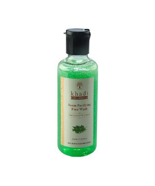 Khadi-Shuddha-Neem-Purifying-Face-Wash
