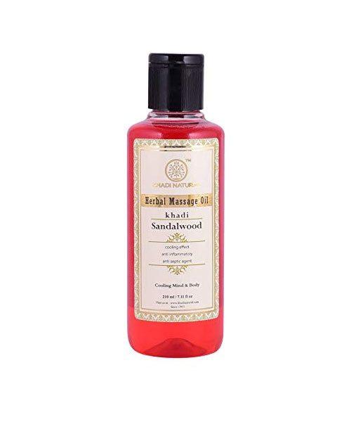 Khadi-Shuddha-Sandalwood-Massage-Oil