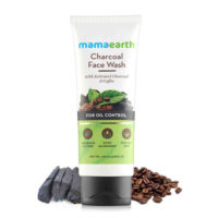 Mamaearth Charcoal Face Wash