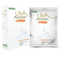 uva acnovin face pack