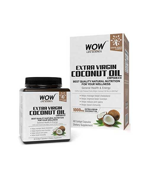 WOW-Extra-Virgin-Coconut-Oil-60-Softgel-Capsules