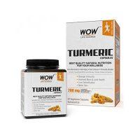Wow Turmeric capsule