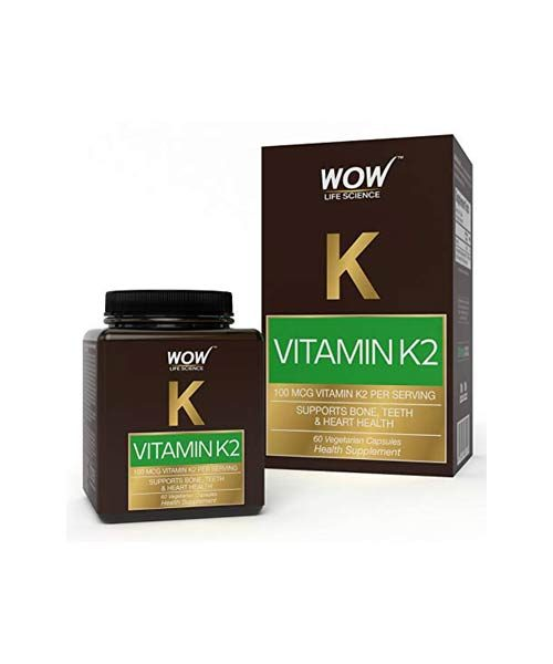 Wow-Vitamin-K2-100-Mcg-Vegetarian-Capsules-60-Count