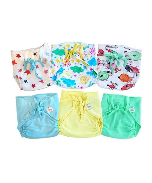 Superbottoms Super Cotton Nappy