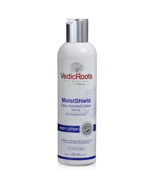 VedicRoots MoisShield Body Lotion Spf 15-15