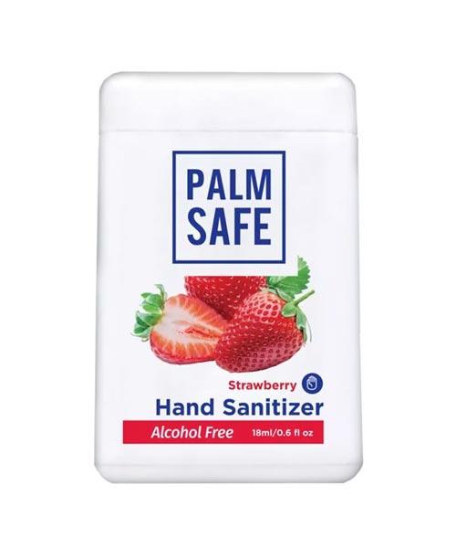 Palm-Safe-Alcohol-Free-Hand-Sanitizer-Pocket-size-Spray-18-ML-(Strawberry)