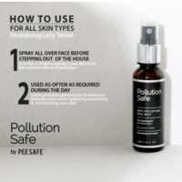 Pee Safe Anti Pollution Face Mist
