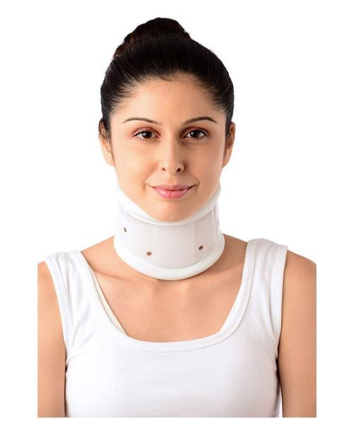 Vissco-Firm-Cervical-Collar---Adjustable-Height