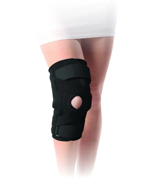 Vissco Pro OA Knee Brace Open - Right Leg