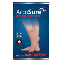 AccuSure Neoprene Ankle Support