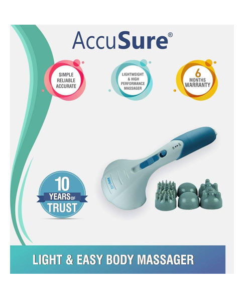 AccuSure-Body-Massager