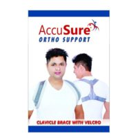 AccuSure Clavicle Brace Velcro