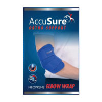 AccuSure Neoprene Elbow Wrap