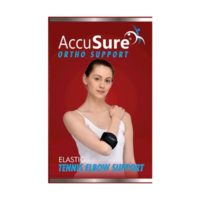 AccuSure Elastic Tennis Elbow Support