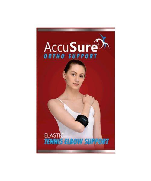 AccuSure Elastic Tennis Elbow Support
