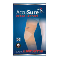 AccuSure Elastic Elbow Support