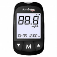AccuSure Glucose Monitor (Simple)