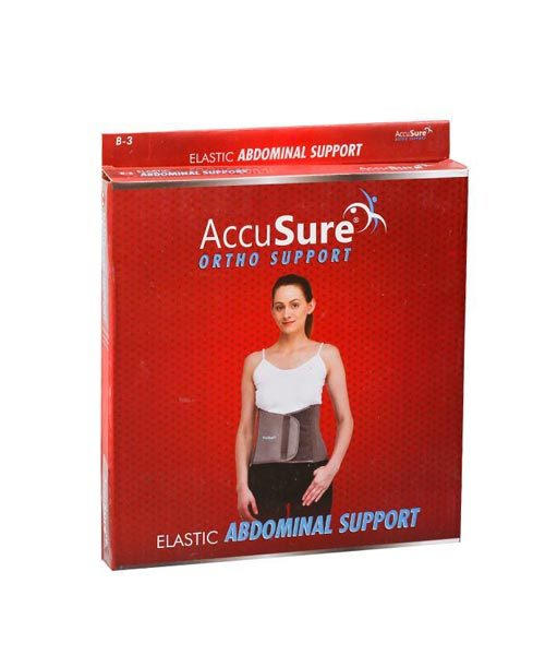 AccuSure Elastic Abdominal Support