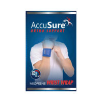 AccuSure Neoprene Wrist Wrap