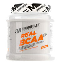 Big muscles Real Bcaa Lemony